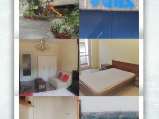 TIBURTINA ampie camere e posti letto in attico
