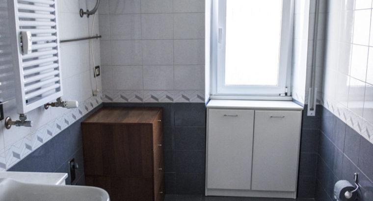 Gemelli Battistini luminosa camera con bagno