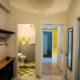 Battistini Gemelli Luminosa stanza con bagno