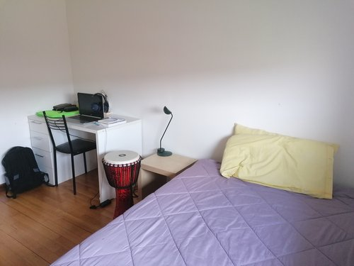 Single-Queen Bed-5 mins by foot from M1 Lampugnano