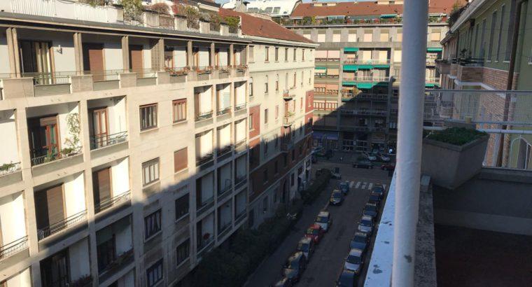 Stanza Singola matrimoniale Milano Porta Romana