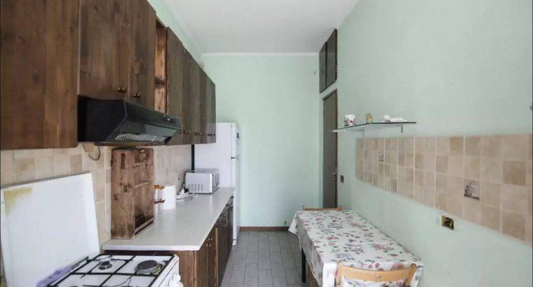 Affittasi Roma camere in attico trilocale San Giovanni