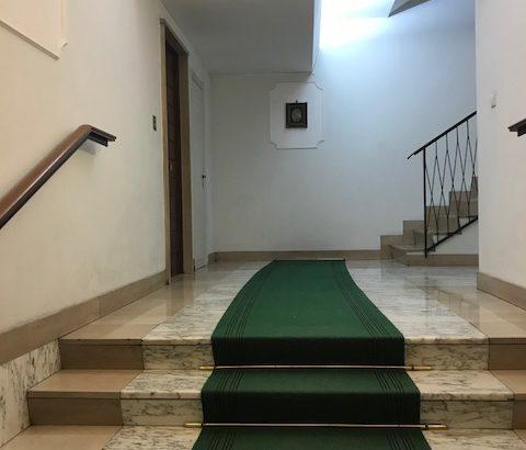 Genova Via San Martino camere arredate