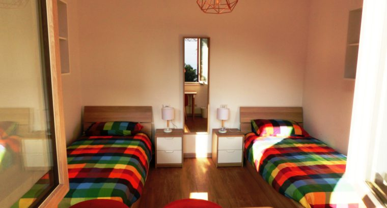 Milano affitto camera doppia con bagno, residenza per studenti