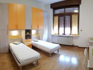 Affitto stanze singole oppure doppie a Rovereto