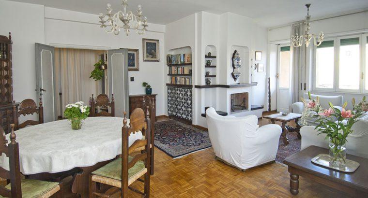 Luminoso appartamento 130 mq. Bologna-Nomentano