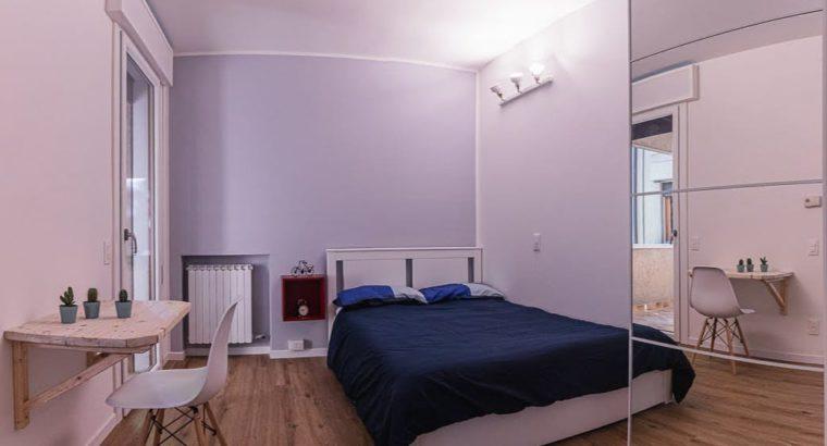Stanza SINGOLA stupenda in appartamento NUOVO