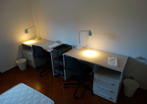 Libero posto letto in camera doppia