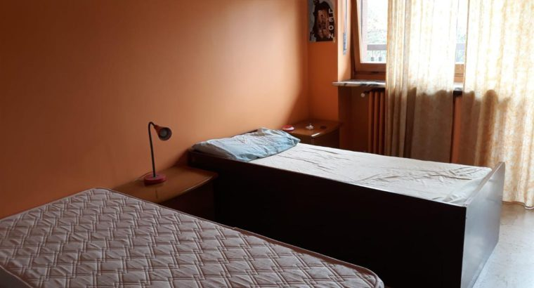 2 camere per studenti e/o lavoratori