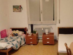 Posto letto in camera doppia ampia e luminosa zona Coverciano
