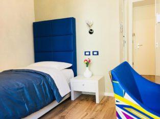 Camera singola con bagno privato a Roma Zona Prati