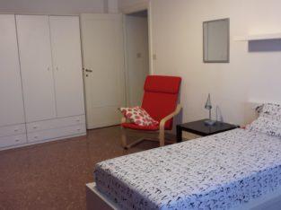 Camera singola in attico Aurelio