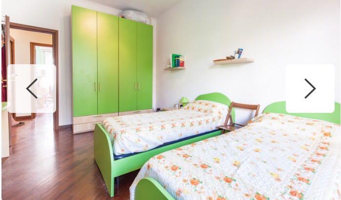 Posto letto in camera doppia/Intera stanza uso singola
