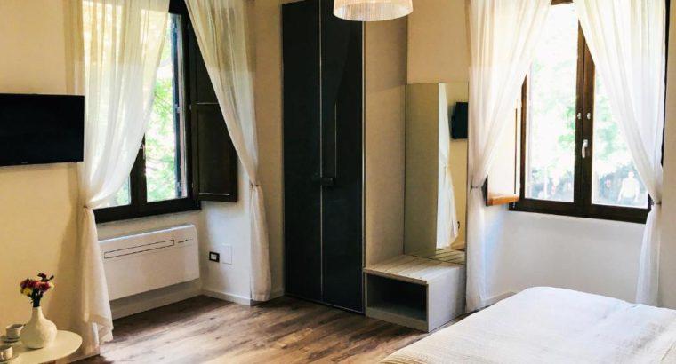 CAMERA MATRIMONIALE CON BAGNO PRIVATO – ZONA PRATI ROMA