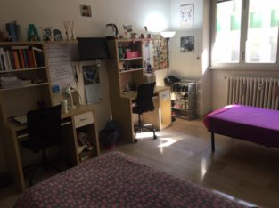 Affittasi due posti letto in camera doppia zona San Paolo Roma