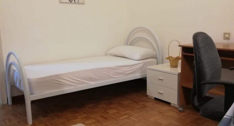 Affitto Stanza singola Brescia a pochi metri da Spedali Civili