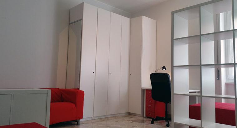 Affitto Milano POSTO LETTO in bella e ampia stanza doppia solo per studenti in CITTA' STUDI vicino POLIMI