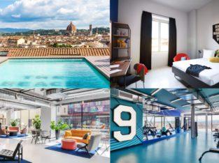 The Student Hotel Florence: alloggi all-inclusive per studenti