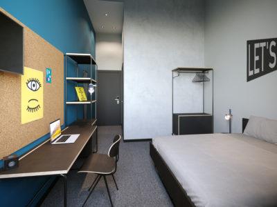 The Student Hotel Bologna: alloggi all-inclusive per studenti