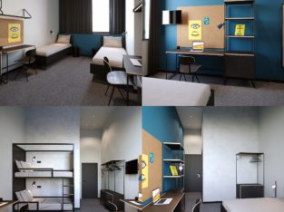 The Student Hotel Bologna: alloggi all-inclusive per studenti