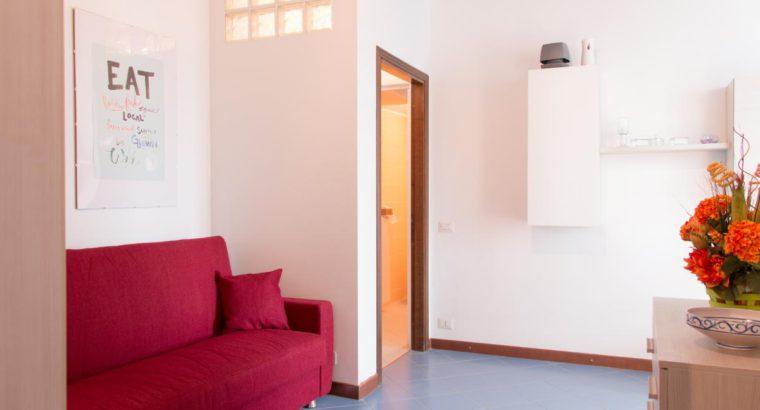 Affitto Milano La Barlasca_Appartamento Rosso