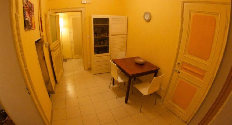 Stanza in affitto zona quadrilatero centro Torino piazza Emanuele Filiberto