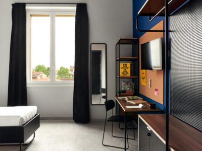 Camera doppia per studenti – TSH Firenze