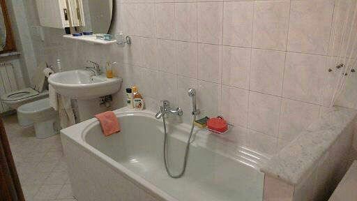 Affitto a studentessa camera in appartamento di due camere e servizi pochi metri Metro fermata Lingotto